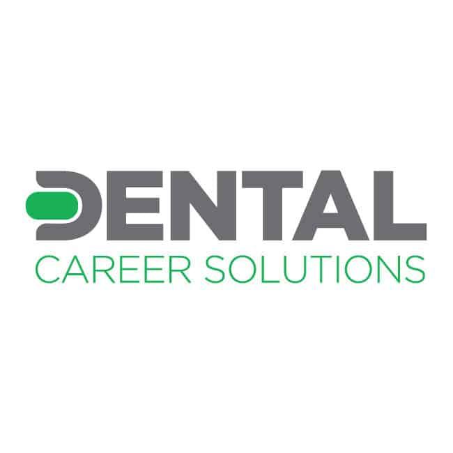 Education Logo Design Dental Career Solutions