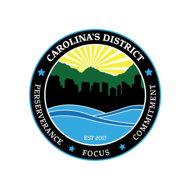 Health Care Logo Design – Carolinas District