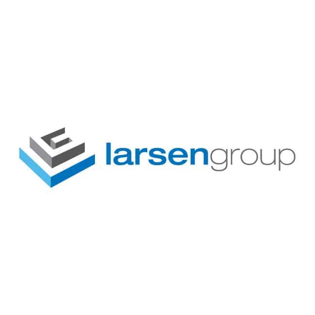 Leadership Development Logo Design - Larsen Group