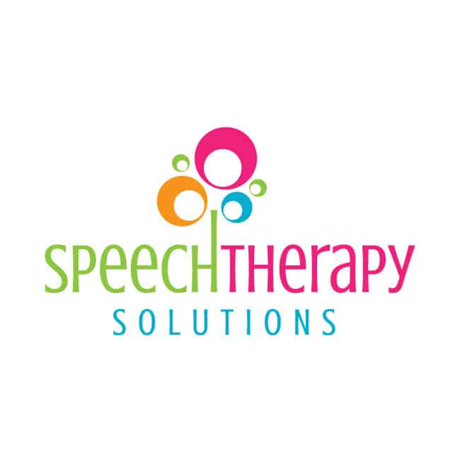 Speech Therapy Logo Design - Speech Therapy Solutions