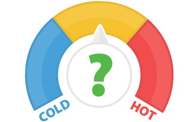 Understanding the Meaning of Hot Warm and Cold Customer Acquisition
