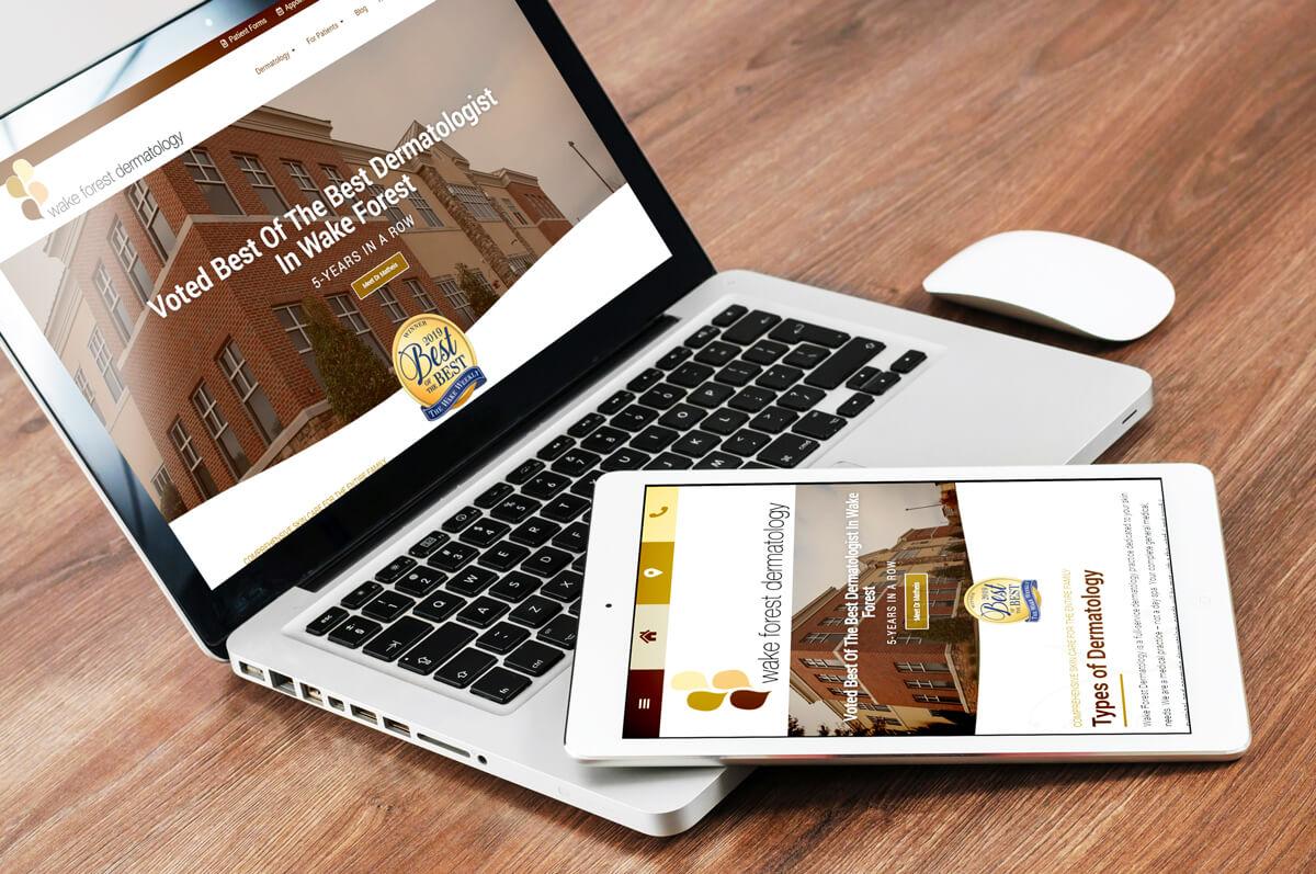 dermatologist-website-designer